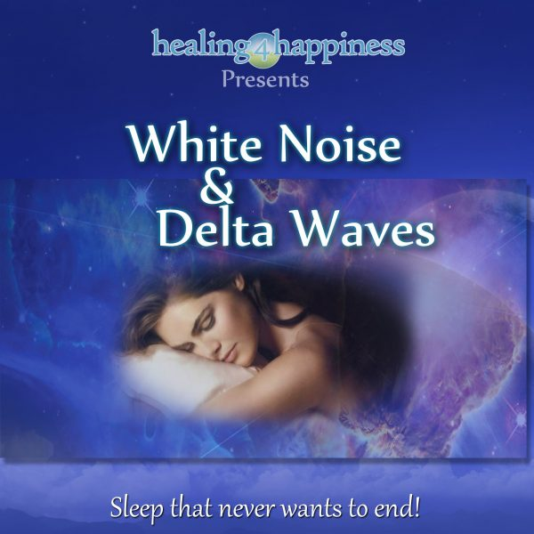 Cosmic White Noise and Delta BiNaural Beats